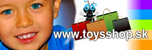 Toysshop.sk - lacne hracky pre deti